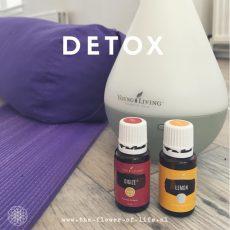 Aroma Yoga - detox