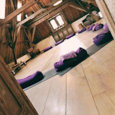 Herfst yoga mini retraite