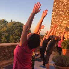 Yoga Retreat 2017 - Provence 9