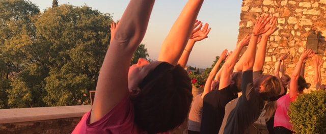 Yoga Retreat 2017 - Provence 9