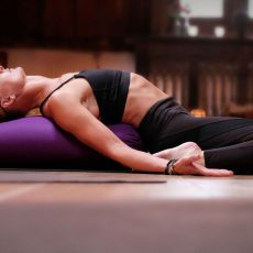 Workshop restorative yoga & minfulness