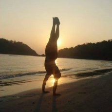 Hanstand Yoga Workshop