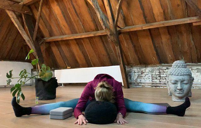 Yin Yoga - Margot - 27 maart 2020 - adem & relax 1