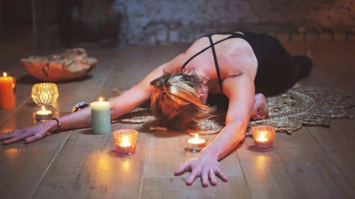 Herfst yoga mini retreat - lostlaten & balans