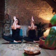 Yin Yang yoga - 4 weekse lesreeks