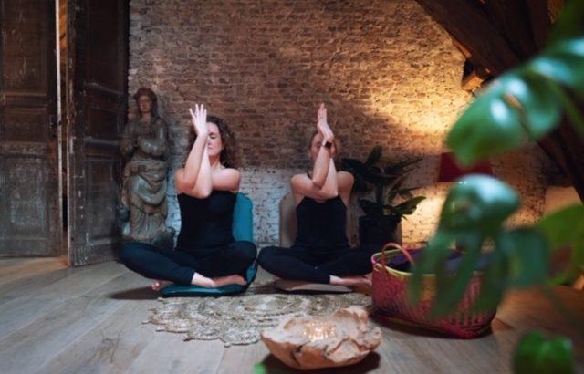 Yoga voor beginners - 4 weekse cursus