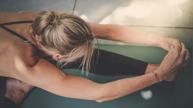 Meridiaan yoga