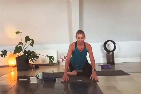 Yin yoga - Margot - 2de chakra, openen van de heupen