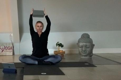Yin Yoga - margot - openen van de heupen