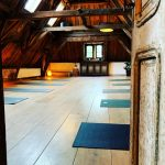 November actie - 3 proeflessen yoga