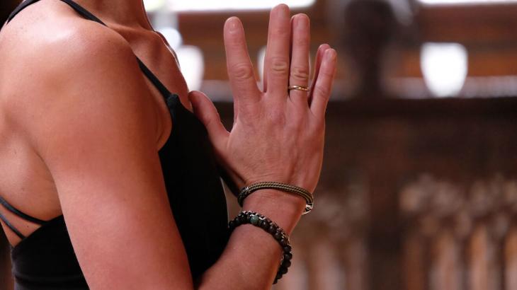 Yoga voor beginners - 4 weekse cursus 5