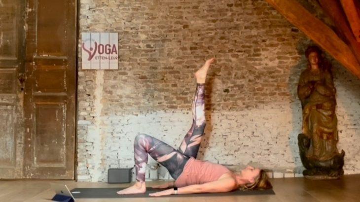 20 min. Yoga - Margot - 12 feb. 2021 (rug & heupen)