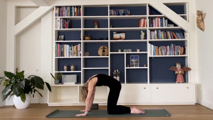 20 min. Yoga - Margot - 15 feb. 2021
