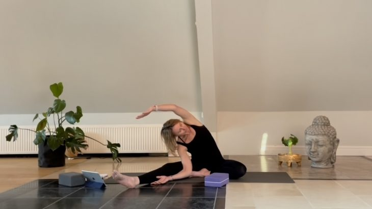 20 min. Yoga - Margot - 26 feb. 2021 (heupen en rug)