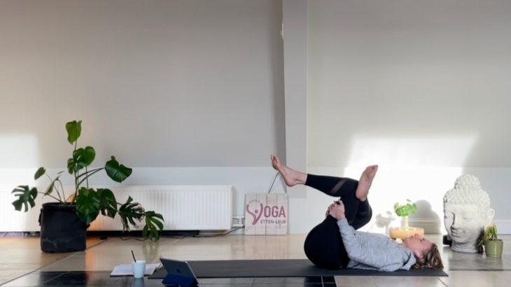 Yin yoga - Margot - 4 feb. 2021