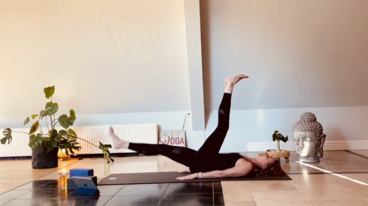 20 min. Yoga - Margot - 11 maart