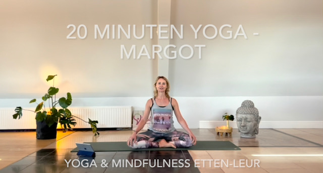 20 min. Yoga - Margot - 22 mrt. 2021