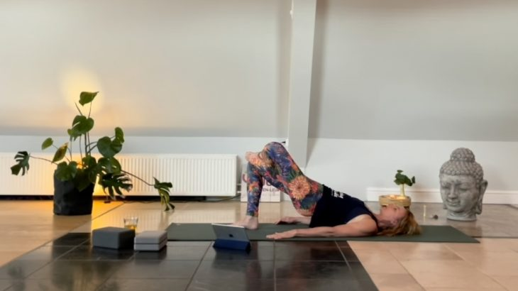 20 min. Yoga - Margot - 5 april 2021