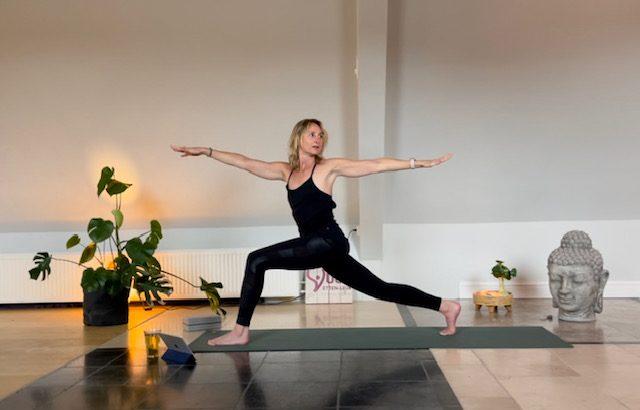 20 min. Yoga - Margot - 3 mei 2021