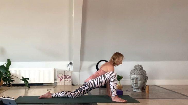 Yin Yoga - Margot - 16 juni 2021